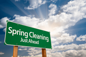 Ruston Spring Cleaning